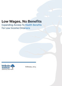 Low Wages No Benefits